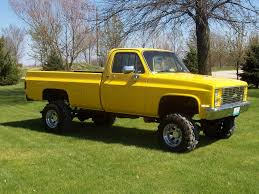 1GTP11 1984 Chevrolet C/K Pick-Up Specs, Photos, Modification Info ...