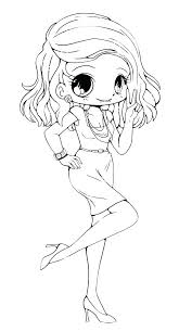 Cute Coloring Pages For Girls Listalandco