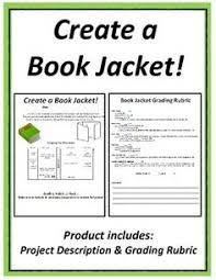 book report create a book jacket cover this book report can be used after