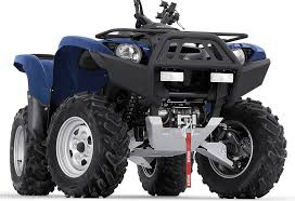 yamaha atv. yamaha 75221 warn atv bumper 11-14 grizzly 700 atv