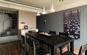 Contemporary Dining Room Design Nice Contemporary Dining Room Decorating Ideas On Interior Decor
