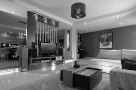 ... Home Decor Ideas For Living Roominterior Category Modern Simple Black  And White Striking Photos Design 96 ...