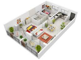 L Shaped Living Dining Room Furniture Layout Apartments Apartment Floor Plans Of 2 Bedroom 2 Bath Apartment