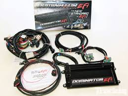 holley dominator efi management system install truckin magazine view photo gallery