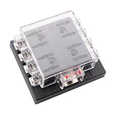 new 8 way terminals circuit car auto blade fuse box block holder new 8 way terminals circuit car auto blade fuse box block holder dc32v atc ato
