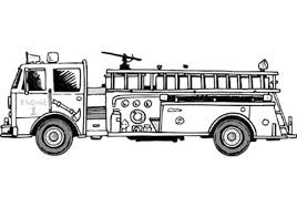 Small Picture Fire Truck Coloring Pages Coloring Page
