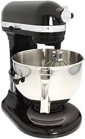 12 kitchenaid kp26m1x professional 600 series 6 quart bowl lift stand mixer