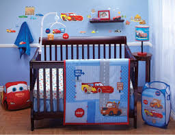crib bedding set cars little racer kmart baby nursery furniture sets mamas and papas collections boy bedroom rooms mothercare cribs under