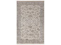 theodora rectangular light gray area rug