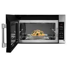 2 0 cu ft over the range microwave hood in fingerprint resistant stainless steel