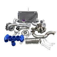4AGE Turbo Kit (Toyota Corolla AE86) – Garage Wolf