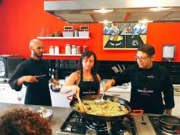 spanish cooking class barcelona cooking three olives branch
