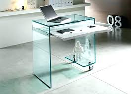 glass top office desk full size of furniture no credit check s row cool glass top office desk