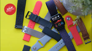 Best <b>AMAZFIT</b> GTS <b>watch bands</b> you should have! - YouTube