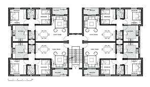 best house plans design ideas for home great 40 apartment plan dwg apartment floor plans