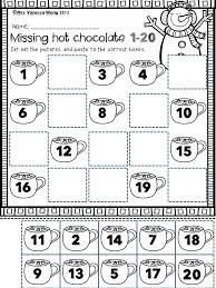 Winter math and literacy worksheets and activities no prep ...