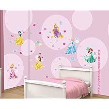 disney princess bedroom decor. walltastic disney princess room decor kits, multi-colour bedroom a
