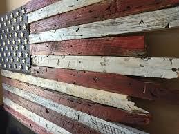 barn woodreclaimed woodrusticbarn wood flag wood by customheritage on painted wood american flag wall art with american flag wood flag wooden flag rustic flag reclaimed wood flag
