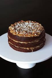 German Chocolate Cake Katies Kitchen Blog