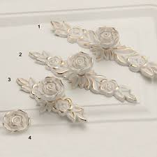furniture drawer pulls and knobs. Image Is Loading Ivory-Gold-Rose-Flower-Shabby-Chic-Dresser-Drawer- Furniture Drawer Pulls And Knobs