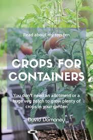 top 10 vegetable crops for containers