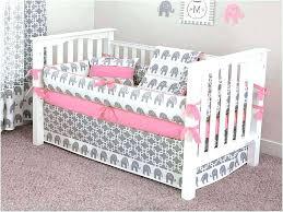 baby bedding pink and grey john crib bedding sets image of elephant crib bedding john baby baby bedding pink and grey