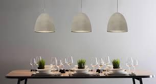 designer lighting. Concrete Pendant Setting Designer Lighting