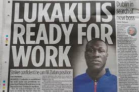 Stormzy fuming after mix-up with Romelu Lukaku | London Evening Standard