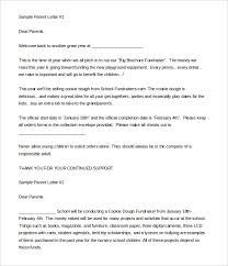 Raise Letter Sample 9 Fundraising Letter Templates Free Sample Example