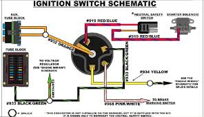 4 pin ignition switch circuit diagram i will give an example universal ignition switch wiring diagram at Ignition Switch Diagram