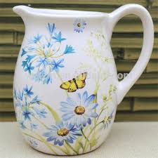 Decorative Ceramic Pitchers Decorative Ceramic Pitchers Decorative Ceramic Hot Water Pitcher 2