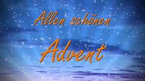 Adventszeit Bild 1 Advent Advent Christmas German