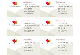 Avery Business Card Template Word Design Your Cards In