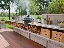 Outdoor Kitchen Refrigerator Kitchen Design Amazing Outside Kitchens The Home Depot With