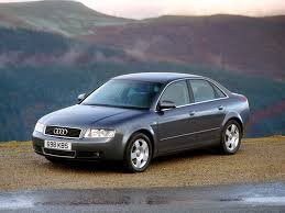 Audi A4 2.0 FSI Sedan UK-spec (B6,8E) '2000–04 | Cars | Pinterest ...