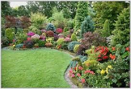 beautiful backyard gardens home design ideas pertaining to beautiful backyard flower garden