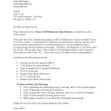 Cover Letter Uscis Sample Cover Letter For Uscis Rfe Sources