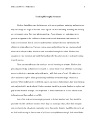 teaching philosophy statement jpg cb  philosophy statement