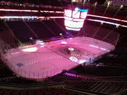 Prudential Center Section 124 Home Of New Jersey Devils