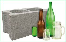 atlas block incorporates up to 36 post consumer recycled material in its concrete manufacturing