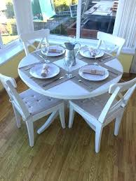 round dining table set for 4 ikea extendable white round dining room table and 4 chairs in county ikea fusion dining table and 4 chairs