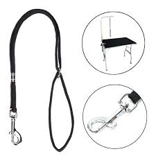 dog pet cat animal noose loop lock clip rope for grooming table arm bath clamp grooming table arm z lift hydraulic professional dog