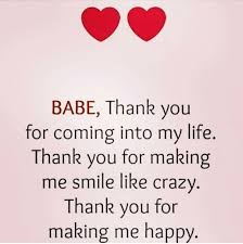 Inspirational Love Quotes Love Sayings Thank You Making Me Happy Best Inspirational Love Messages For Girlfriend