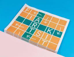 Multidisciplinary Design Firms First Art Kit Publication Sssssst Multidisciplinary