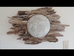 driftwood wall art diy