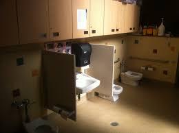 preschool bathroom design. Exellent Design Shared Bathroom Between Preschool Classrooms I Like The Idea But Would  Want A Little For Preschool Bathroom Design C