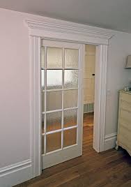 Pocket Door JOHNSON HARDWARE IMAGE GALLERY Hair Cafe - Home hardware doors interior
