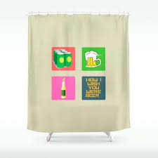 wish shower curtains target australia how i you were a beer curtain