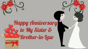 Happy Anniversary To My Sister And Brother In Law Anniversary Video Short Status