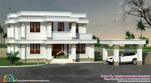 kerala house plan 2016 fresh flat roof house plans best 25 new house plans flats moreal